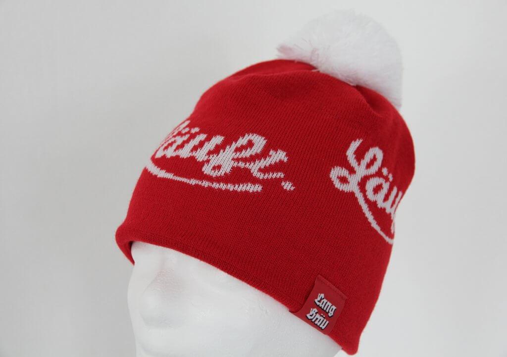 Mütze Lang-Bräu Läuft