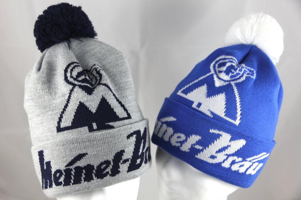 Brauerei-Merchandise: Meinel-Mützen
