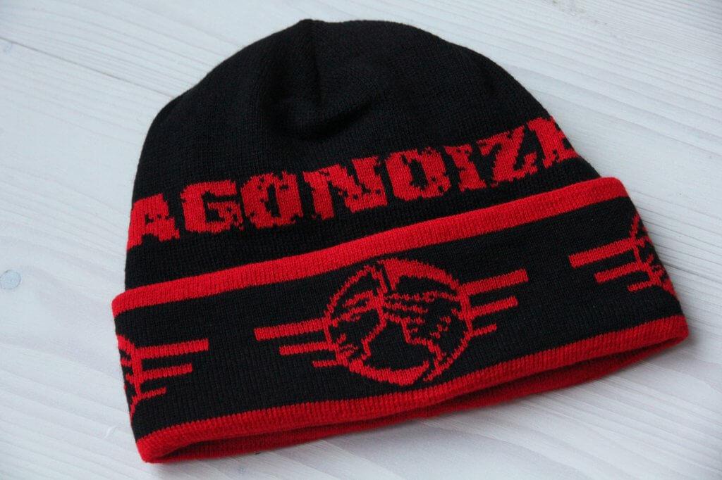 Band Merchandise Mütze mit Umschlag