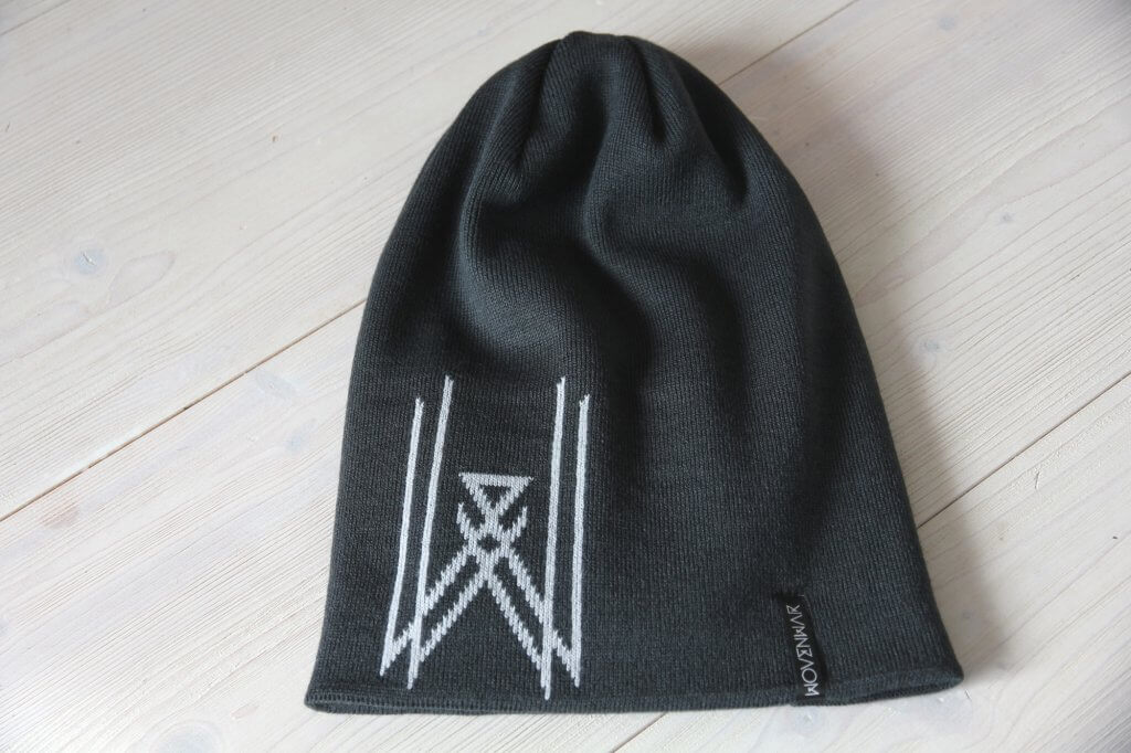 Beanie Band Merchandise gedrucktes Label