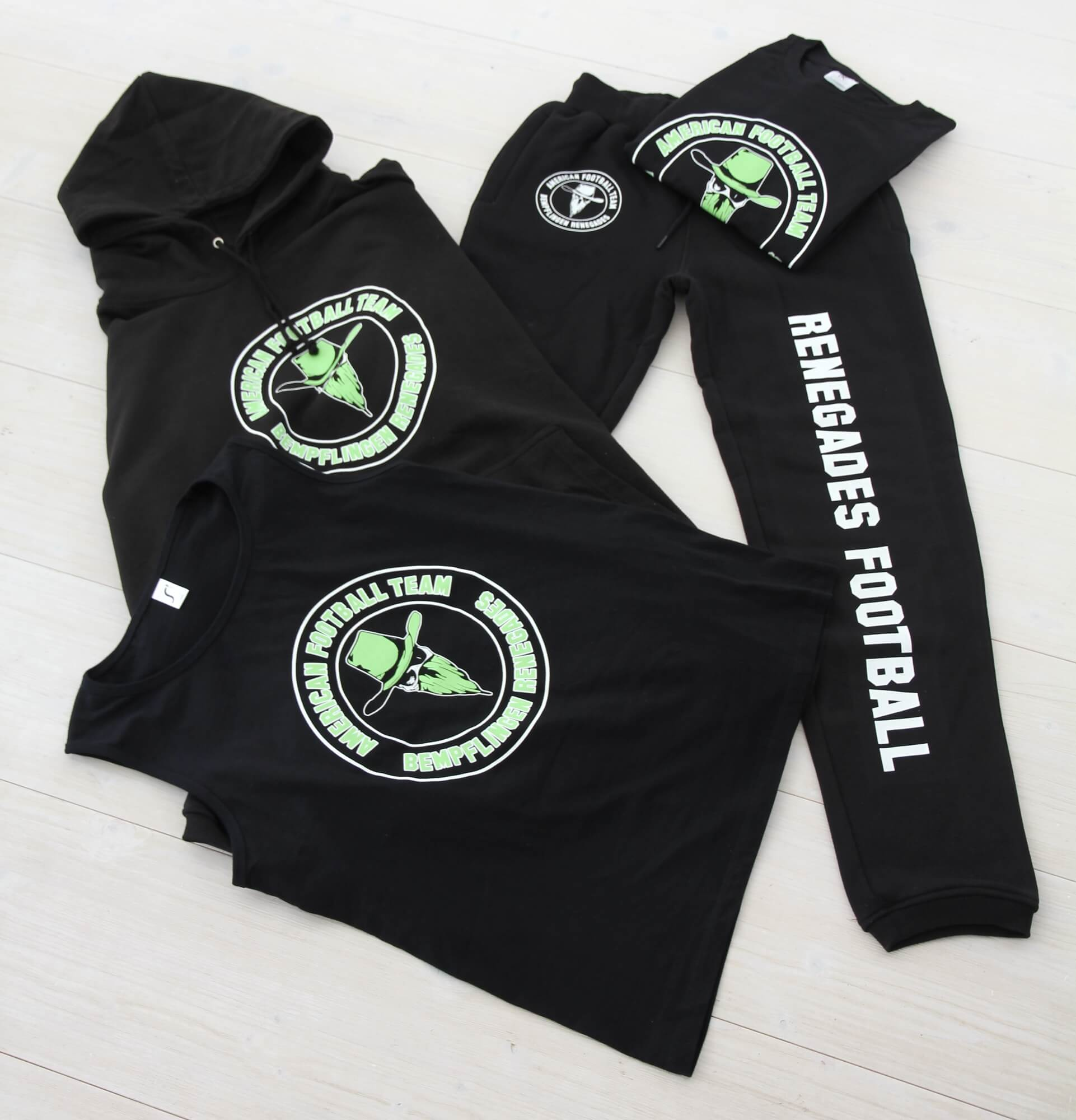 Teamwear-Kollektion Bempflingen Renegades (Football)