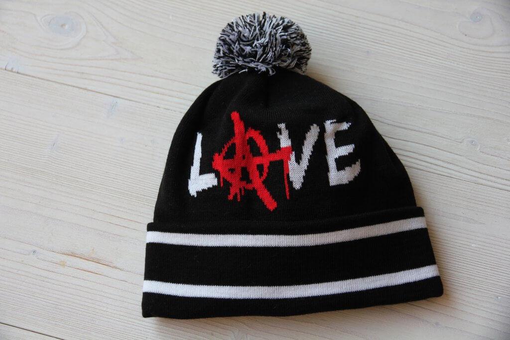 Mütze LOVE Hardcore Merch