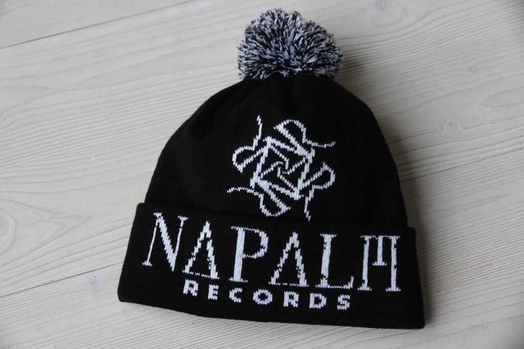 Napalm Records Mütze Merchandise