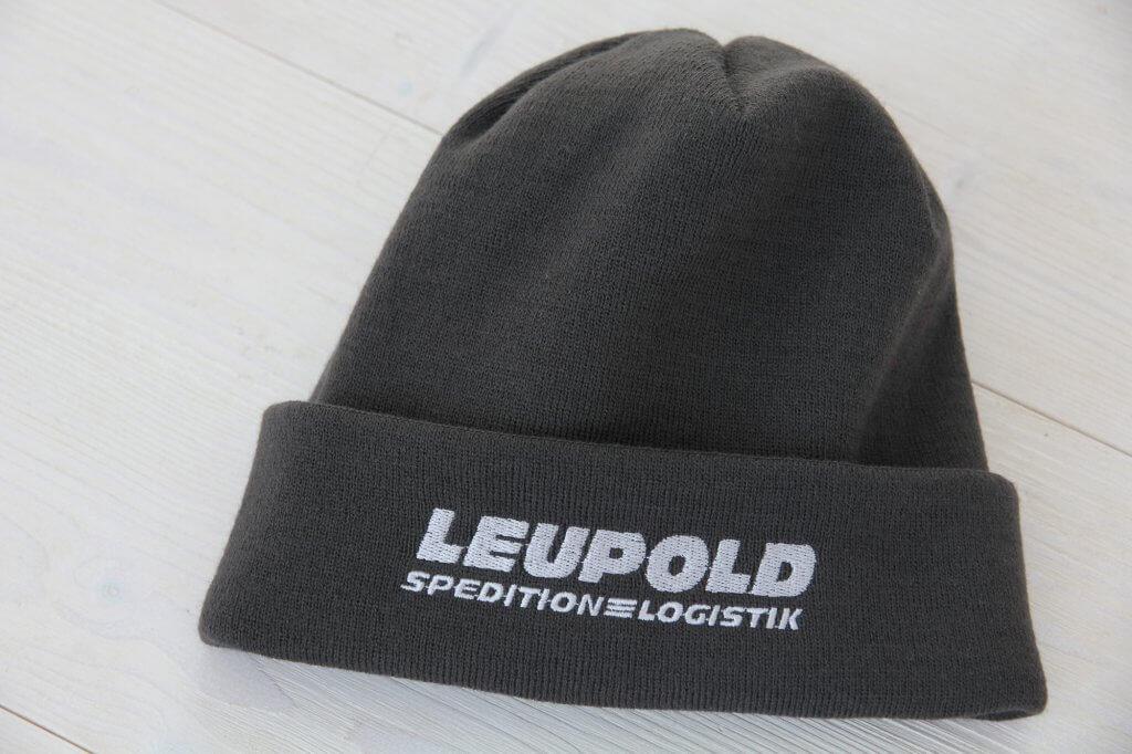 Mütze Spedition Logistik
