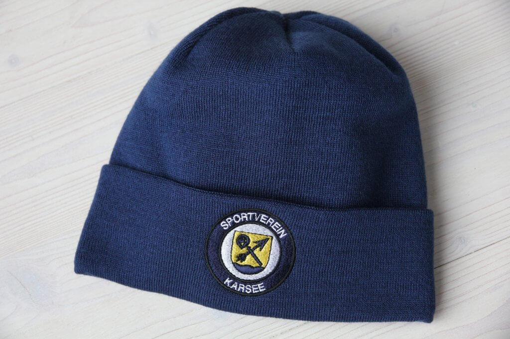 Mütze Wappen Sportverein