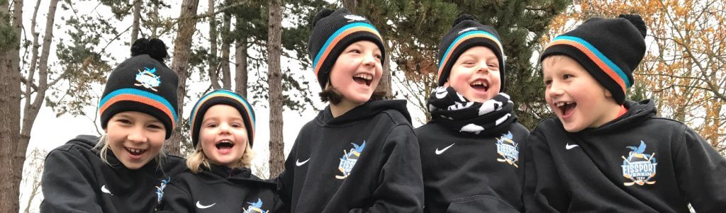 Eishockey Timmendorf Kinder