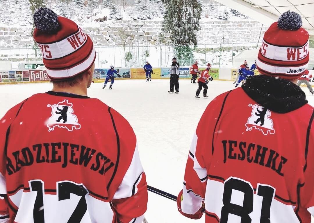 Mütze Bommel Pondhockey
