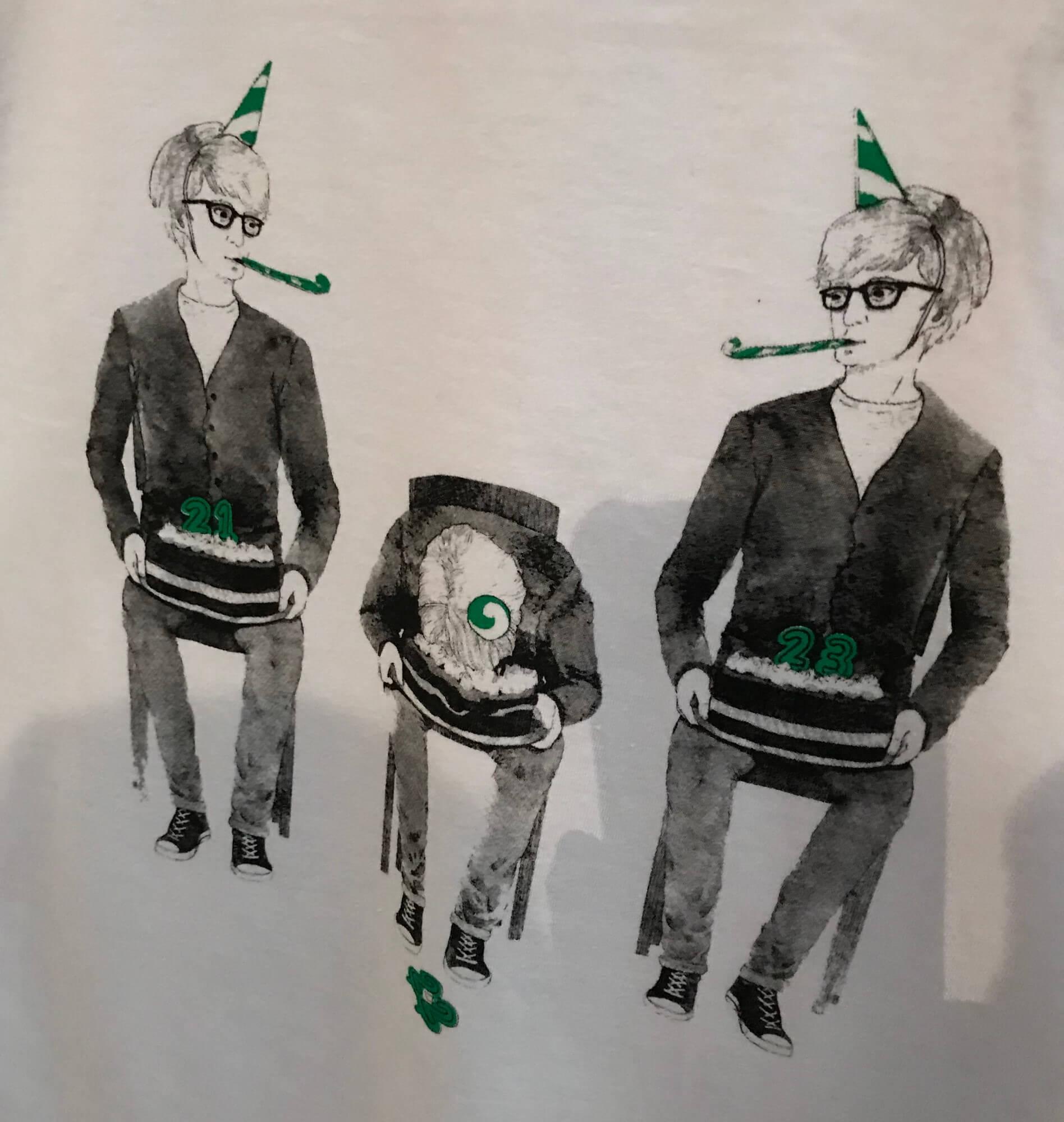 23 Trio Torten Party HOFTEXPLOSION
