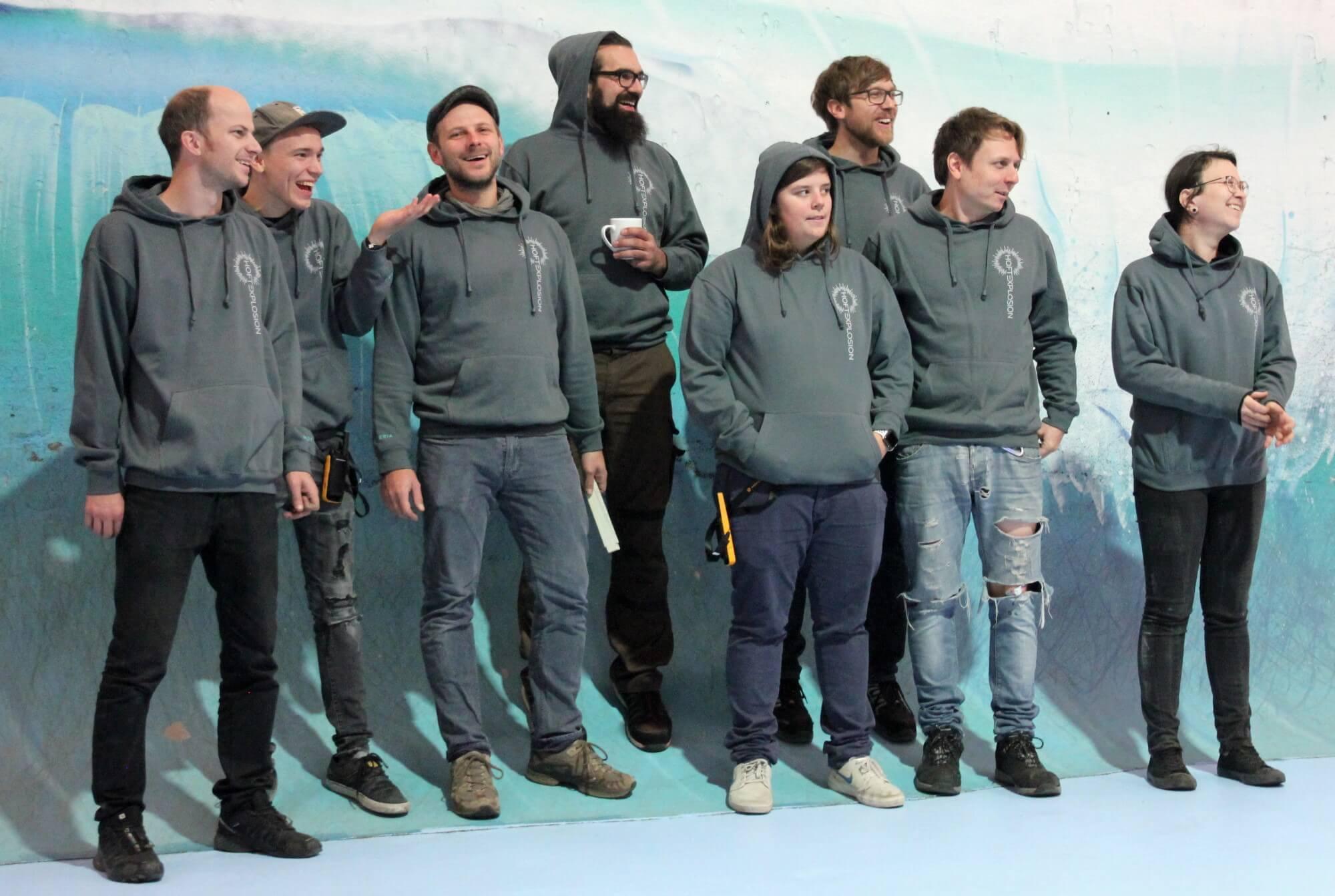 Teamwear HOFTEXPLOSION MÜTZERIA