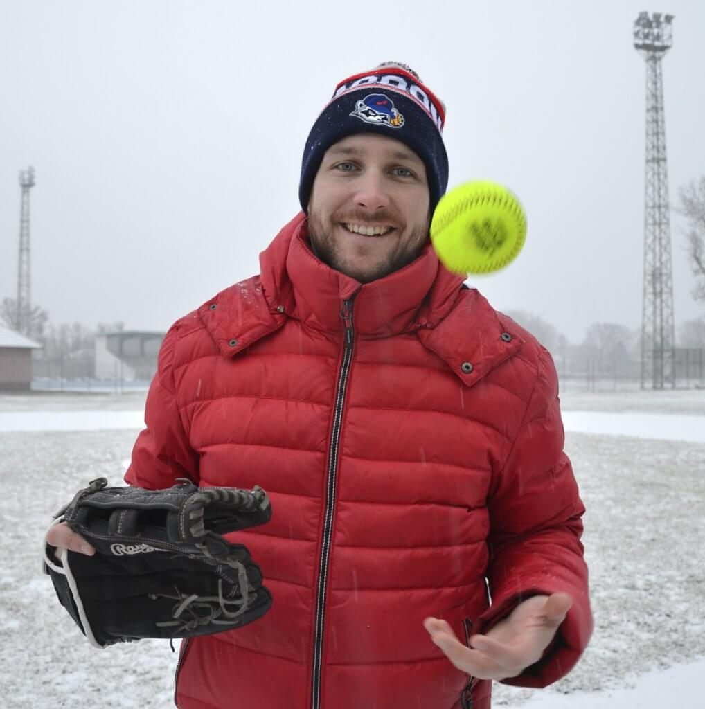 Mütze Ball Handschuh Softball Österreich