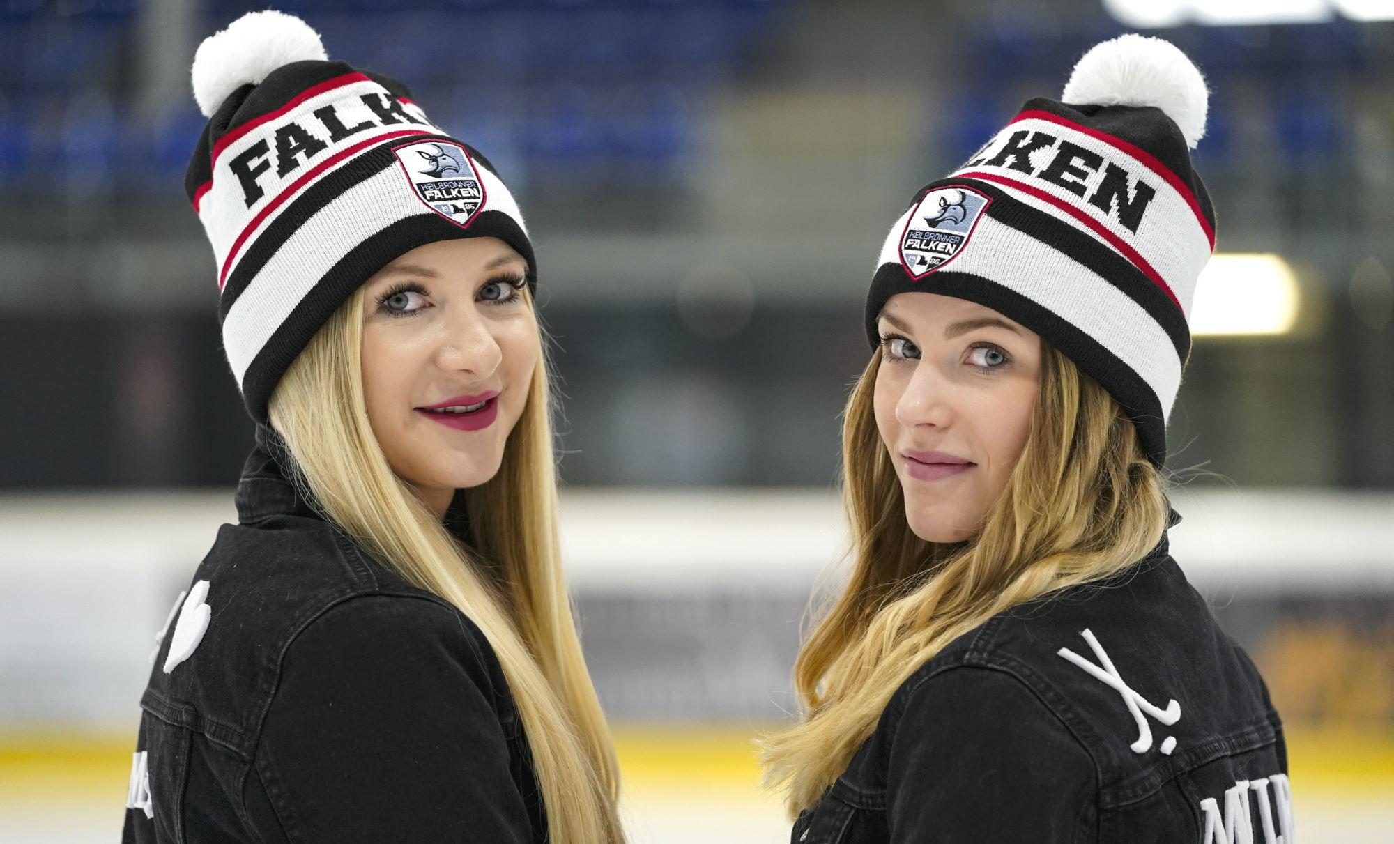 Eishockey Pudelmütze Frauen