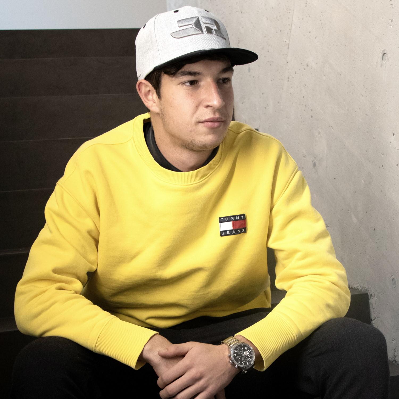 Snapback-Cap JR