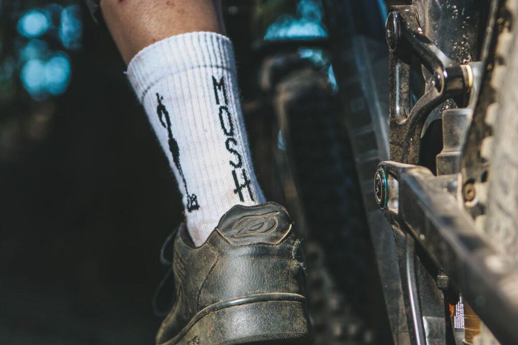 Socken Fahrrad