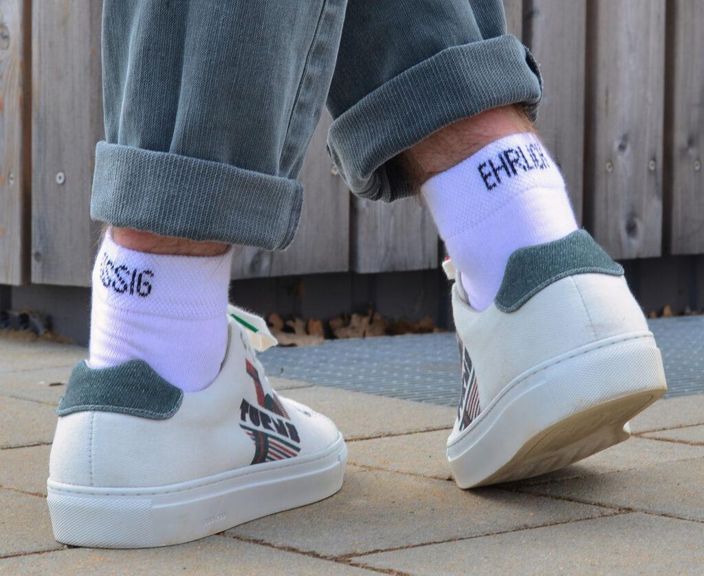 Socken für Sneakers myturns.eu