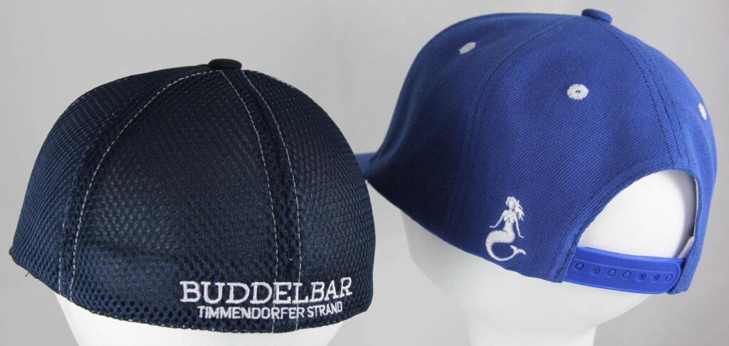 Snapback und Mesh Caps Buddelbar
